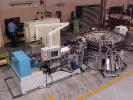 Macchina per produzione di tappi sintetici per settore enologico